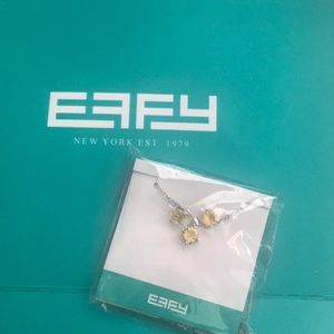 Effy Necklace and Matching Earring Set
